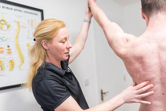 post surgery rehab