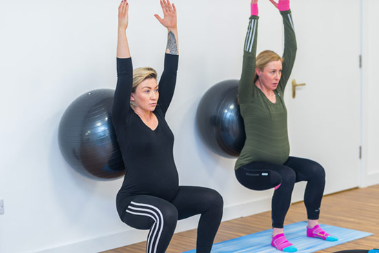 pregnancy pilates Cork