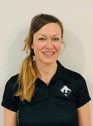 Jennifer Sullivan - physiotherapist